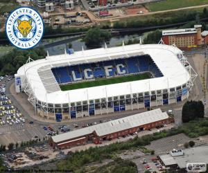 Puzzle de King Power Stadium