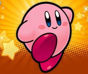 Puzzle de Kirby es el protagonista principal de unos videojuegos de Nintendo