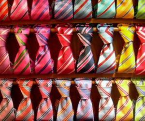 Puzzle de La corbata, el regalo perfecto para mi papá