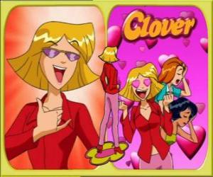 Puzzle de La espía más divertida es Clover