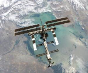 Puzzle de La Estación Espacial Internacional (ISS)