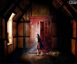 Puzzle de La pequeña Lucy Pevensie