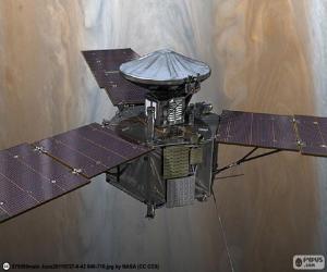 Puzzle de La sonda espacial Juno