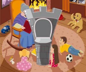 Puzzle de La torre del castillo