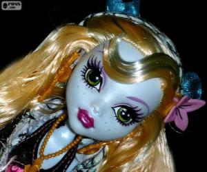 Puzzle de Lagoona Blue de Monster High