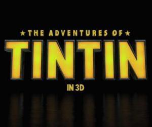 Puzzle de Las aventuras de Tintín en 3D