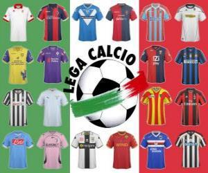 Puzzle de Lega Calcio Serie A