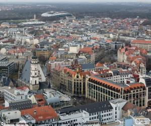 Puzzle de Leipzig, Alemania