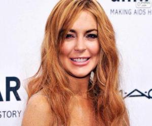 Puzzle de Lindsay Lohan