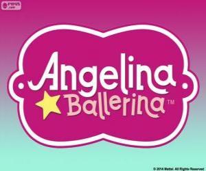 Puzzle de Logo Angelina Ballerina