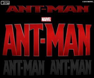 Puzzle de Logo de Ant-Man