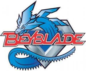 Puzzle de Logo de Beyblade