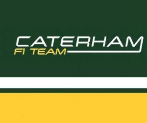 Puzzle de Logo de Caterham F1 Team