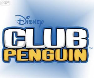 Puzzle de Logo de Club Penguin