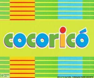 Puzzle de Logo de Cocoricó