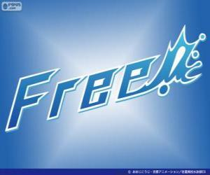 Puzzle de Logo de Free! - Iwatobi Swim Club