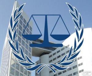 Puzzle de Logo de la Corte Penal Internacional
