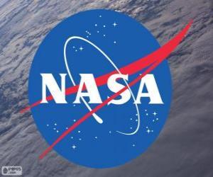 Puzzle de Logo de la NASA