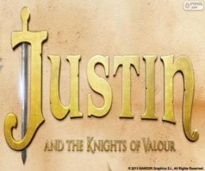 Puzzle de Logo de la película Justin y la espada del valor
