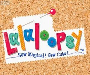 Puzzle de Logo de Lalaloopsy