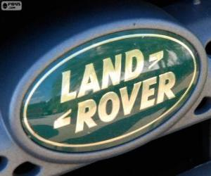 Puzzle de Logo de Land Rover
