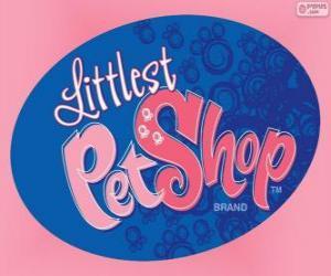 Puzzle de Logo de Littlest PetShop
