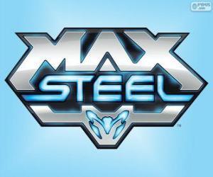Puzzle de Logo de Max Steel