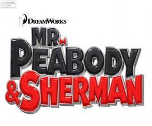 Puzzle de Logo de Mr. Peabody y Sherman