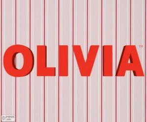 Puzzle de Logo de Olivia