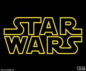Puzzle de Logo de Star Wars