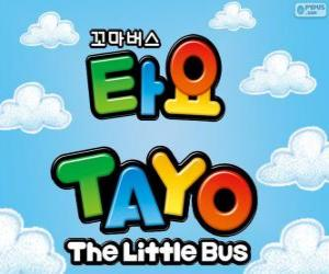 Puzzle de Logo de TAYO The Little Bus