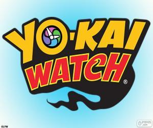 Puzzle de Logo de Yo-Kai Watch