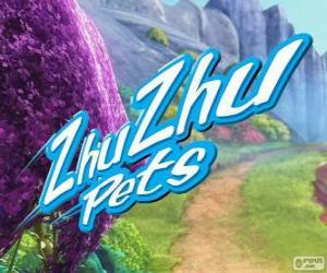 Puzzle de Logo de Zhu Zhu Pets