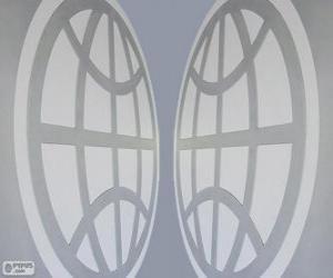Puzzle de Logo del Banco Mundial