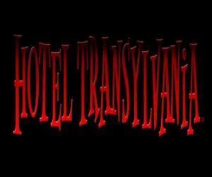 Puzzle de Logo del Hotel Transylvania