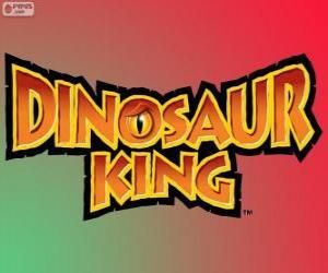 Puzzle de Logo Dinosaur King