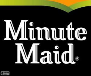 Puzzle de Logo Minute Maid