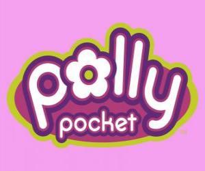 Puzzle de Logo Polly Pocket
