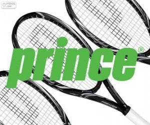 Puzzle de Logo Prince
