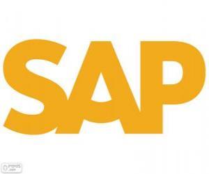 Puzzle de Logo SAP