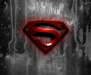 Puzzle de Logo Superman