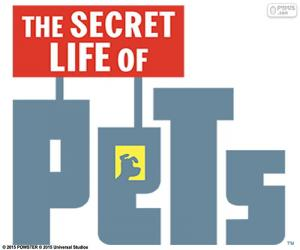 Puzzle de Logo The Secret Life of Pets