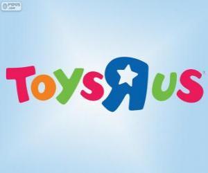 """Puzzle de Logo Toys """"R"""" Us"""