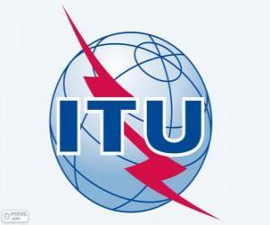 Puzzle de Logo UIT, Unión Internacional de Telecomunicaciones