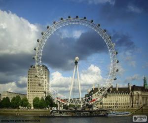 Puzzle de London Eye