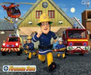 Puzzle de Los bomberos de Pontypandy