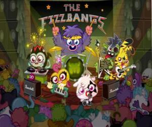 Puzzle de Los Fizzbangs