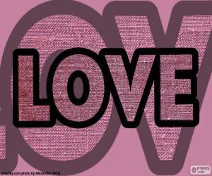 Puzzle de LOVE