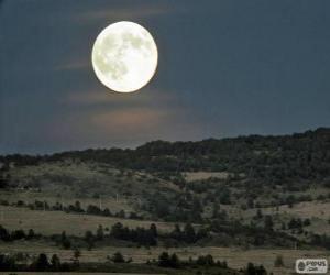Puzzle de Luna llena