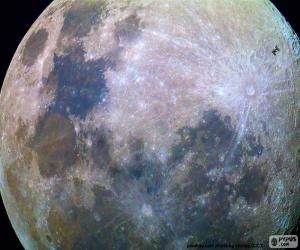 Puzzle de Luna
